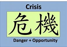 channel crisis opportunity
